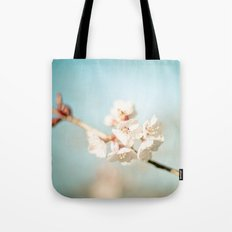 Pink Spring Cherry Blossoms  Tote Bag