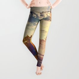 Weathered the Storm Leggings