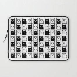 A Chess of Cats Laptop Sleeve