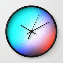 Something in my eyes. Wall Clock