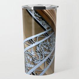 Metal Design Travel Mug