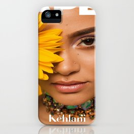Kehlani 21 iPhone Case