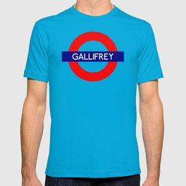 Gallifrey T-shirt