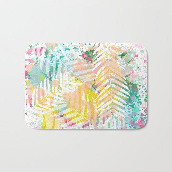 Tropical Juice Bath Mat