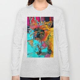 Shih Tzu 3 Long Sleeve T-shirt