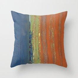 Margins of Exile Throw Pillow