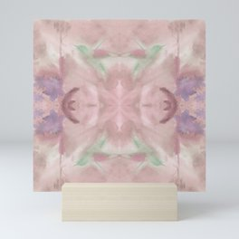 Hummingbird Selah Mirror - Rose & Sage Palette Mini Art Print