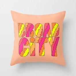 Broad City #2 Throw Pillow