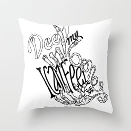 Chainsmokers+Roses Throw Pillow