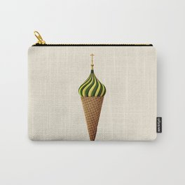 Basil Flavoured Carry-All Pouch