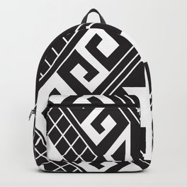 American Native Pattern No. 270 Backpack