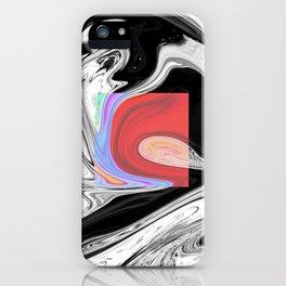 PLIGHT - BLACK iPhone Case