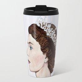 Elizabeth II Travel Mug