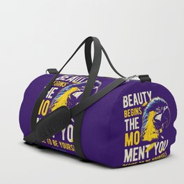 Beauty Duffle Bag