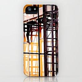 burning glases iPhone Case