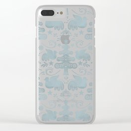 Hygge - Scandinavian Winter Clear iPhone Case