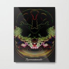 ALIEN 1 - 009 Metal Print