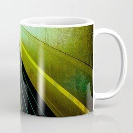 The City subway. Coffee Mug