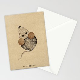 Parmesan Cookies Stationery Cards