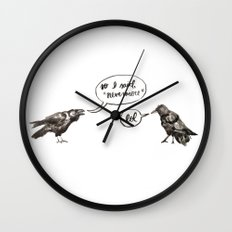 That's So Raven Wall Clock