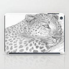 Leopard in a Tree iPad Case