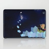 swimming iPad Cases featuring swimming by HanadaCreations
