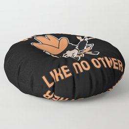 BROTHER LIKE NO OTHER Floor Pillow