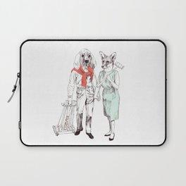 Bestial cricket couple Laptop Sleeve