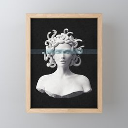 Medusa Framed Mini Art Print