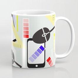 Tools of Design Coffee Mug