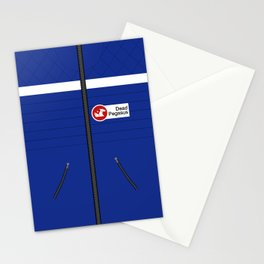 Party Poison Outfit Stationery Cards