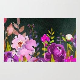 Flowers bouquet #47 Rug