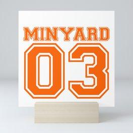 Minyard 03 Mini Art Print