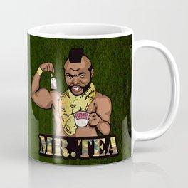 Mr. Tea, Mr.T, BA Baracus, A-Team Coffee Mug