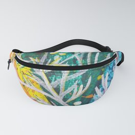 Leaves on the World Tree: Balochis Juniper Fanny Pack
