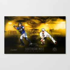 Poster Sample Canvas Print