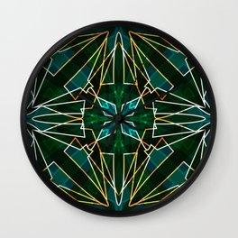 Characteristic Impression Wall Clock