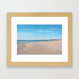 AFE Kew-Balmy Beach 10 Framed Art Print