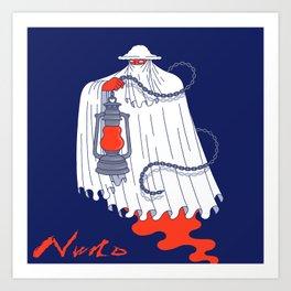 Nuno EP Cover Art Print