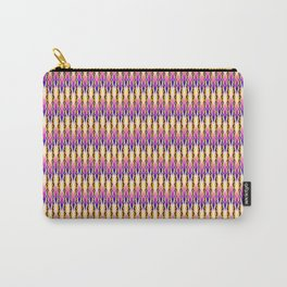 Summer pattern Pink Carry-All Pouch