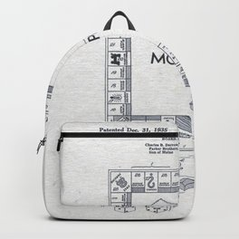 Monopoly Backpack