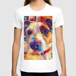 Jack Russell Terrier 2 T-shirt