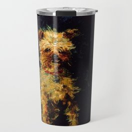 "Henri de Toulouse-Lautrec ""Margot"" Travel Mug"