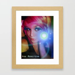 Vibrance Framed Art Print