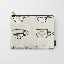 Cups cups cups Carry-All Pouch
