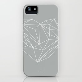 Heart Graphic 6 iPhone Case