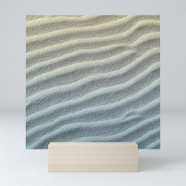 Sand Ripples Mini Art Print