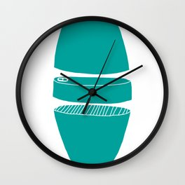 tonyina Wall Clock