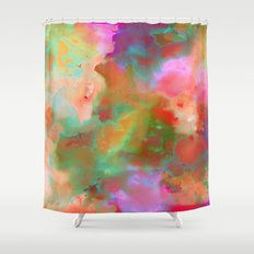 Waterscape 003 Shower Curtain