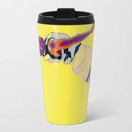 The Basketball Player Travel Mug